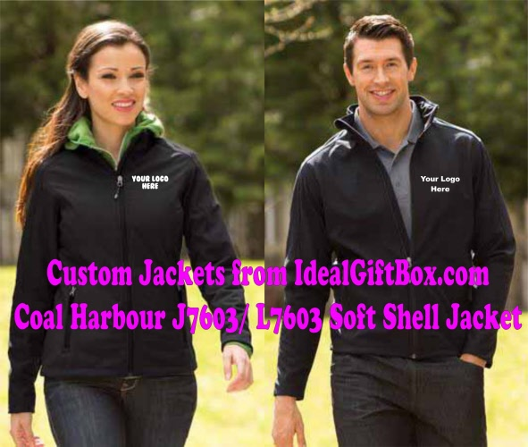 Coal Harbour Soft Shell Jackets .